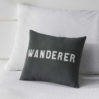 Wanderer Throw Pillow - Crate and Barrel