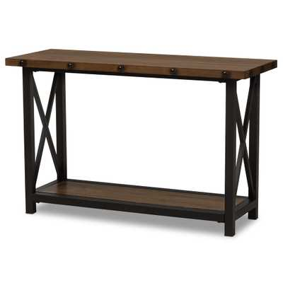 Herzen Console Table - Lark Interiors