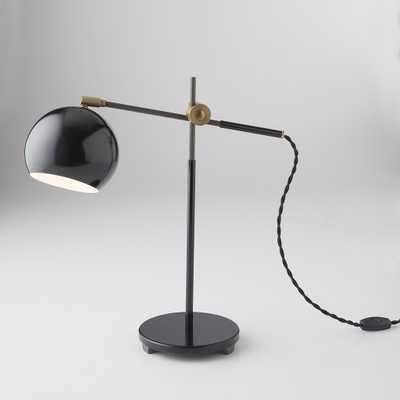 Studio Desk Lamp - Factory Black - Schoolhouse Electric