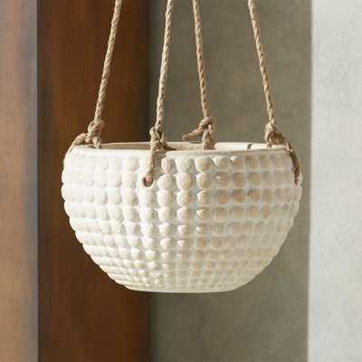 Zola Medium Hanging Planter - CB2