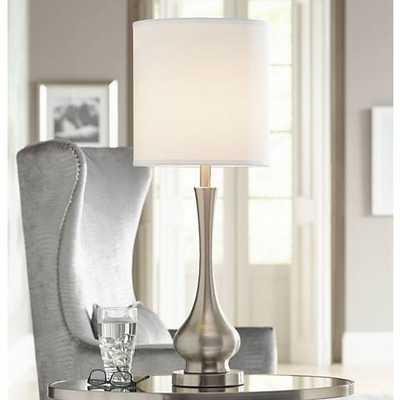 "Possini Euro Design 32"" High Tall Gourd Table Lamp - Lamps Plus"