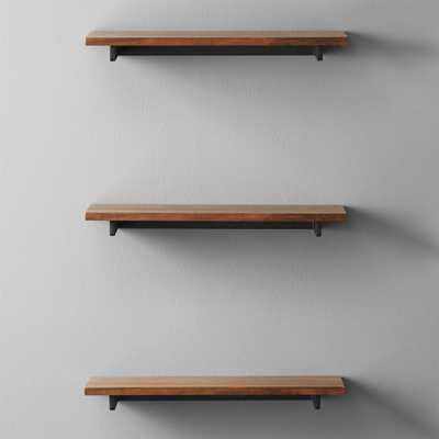 Fullerton Bookcase Shelves Set of 3 - CB2