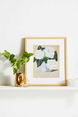 Hydrangeas For Paula Wall Art - Anthropologie