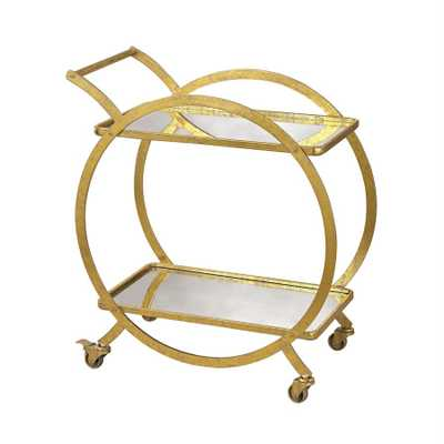RING BAR CART - Rosen Studio