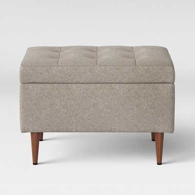 Lemoor Mid Century Ottoman with Storage - Project 62™ - Target