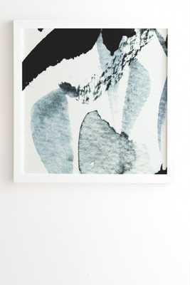 "ABSTRACTM5 Wall Art - 19 x 22.4"" - Framed - Wander Print Co."