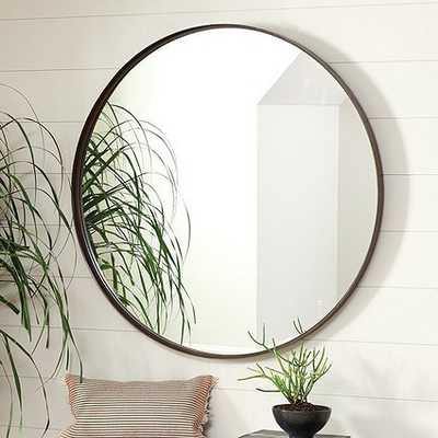 "Thomas Round Mirror - 43"" - Ballard Designs"