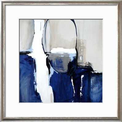 "LEAVING AT MIDNIGHT By Sydney Edmiunds-36"" x 36"" Framed Art Print - art.com"