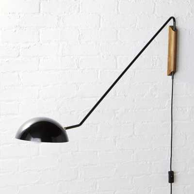 mantis wall sconce - CB2