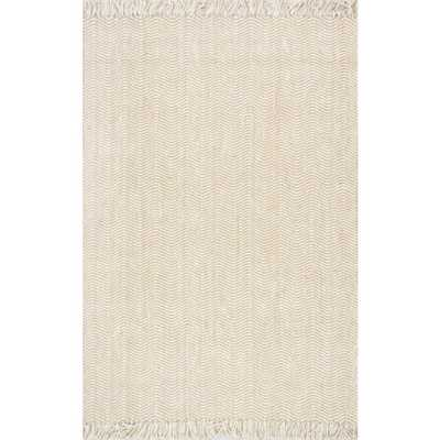 Don Natural 7 ft. 6 in. x 9 ft. 6 in. Area Rug - Home Depot