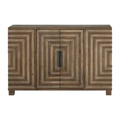 Layton, Console Cabinet, 49'' - Hudsonhill Foundry