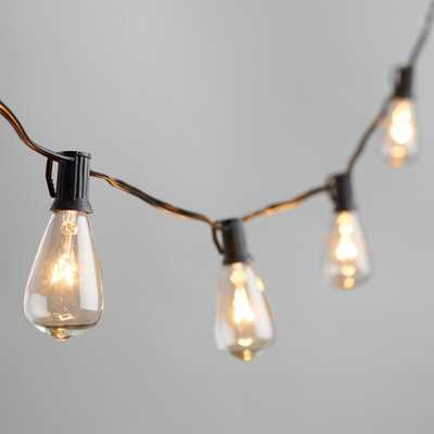 Edison-Style String Lights - 30-Bulbstring by World Market 30-Bulbstring - World Market/Cost Plus