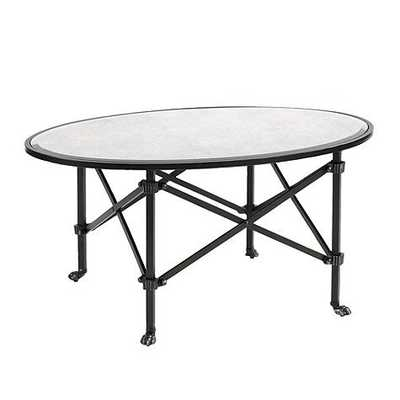 Olivia Cocktail Table -Oil Rubbed Bronze - Ballard Designs