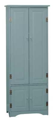 Vivian 4 Door Accent Cabinet - Wayfair