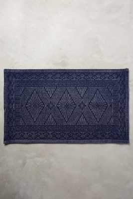 Misona Bath Mat- small - Anthropologie