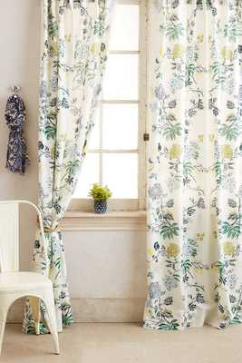 "Kalei Curtain, 96"" - Anthropologie"