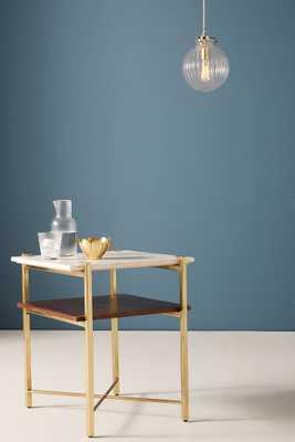 Elemental Side Table - Anthropologie