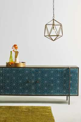 Boro Star Console - Anthropologie