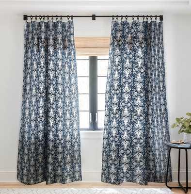 MYTHOS sheer window curtain - Wander Print Co.
