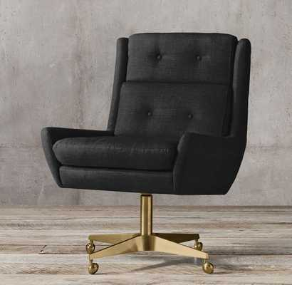 MOTORCITY DESK CHAIR - RH