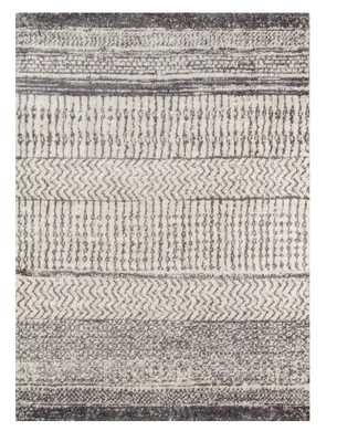 "Danny Gray/Ivory Area Rug, 7'10"" x 9'10 - Wayfair"