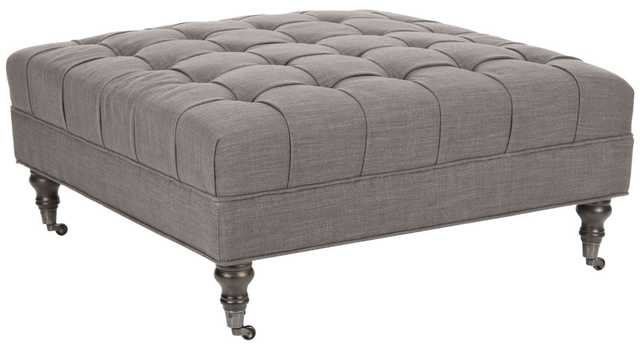 CLARK COCKTAIL OTTOMAN - Arlo Home