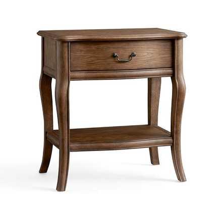 Calistoga Bedside Table, Callahan Oak - Pottery Barn