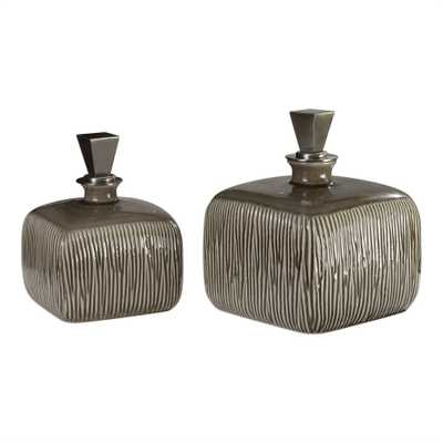 Cayson, Bottles, S/2 - Hudsonhill Foundry