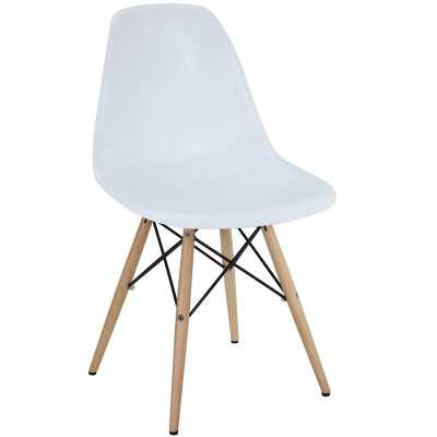 Rinaldi Side Chair - White - Apt2B