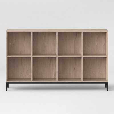 "34"" Loring 8 Cube Bookcase - Project 62™ - Vintage Oak - Target"
