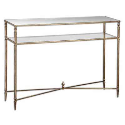Henzler Console Table - Hudsonhill Foundry