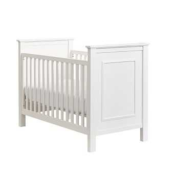 Fillmore Crib, Simply White - Pottery Barn Kids