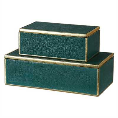 Karis, Boxes, S/2 - Hudsonhill Foundry