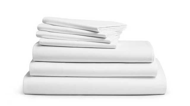 CLASSIC HARDCORE SHEET BUNDLE - King, Solid White - Brooklinen