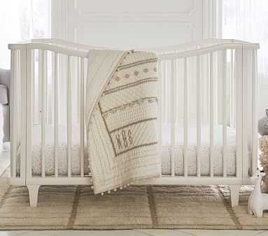 Dawson Crib, Simply White - Pottery Barn Kids