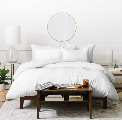 Duvet Cover + Pillows Shams (King) - Wander Print Co.