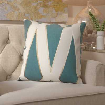 Cliburn Cotton Throw Pillow - AllModern