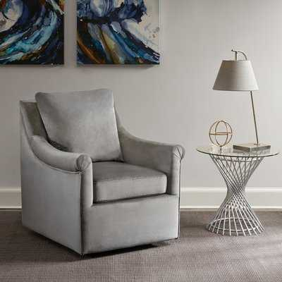 Lauretta Swivel Armchair - Wayfair