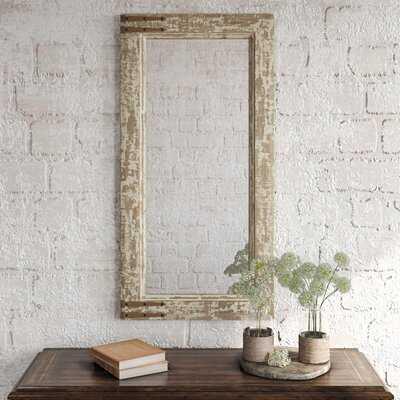 Nowell Farmhouse Wall Mirror - Wayfair