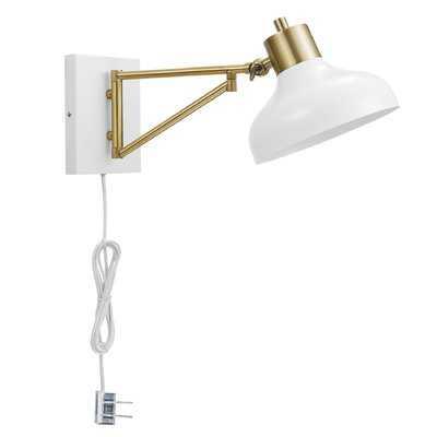 Arseni 1-Light Swing Arm Lamp - AllModern