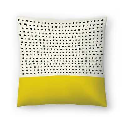 Sunshine Throw Pillow - Wayfair