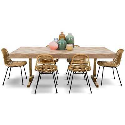 Amalfi Dining Table - Wayfair
