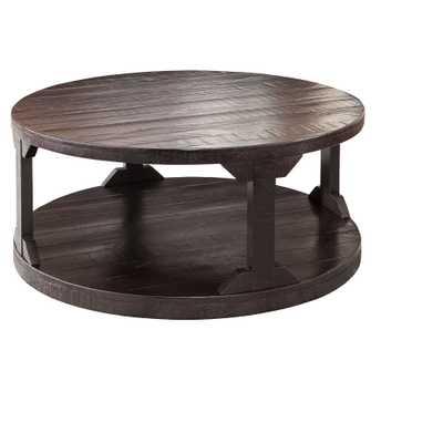 Cocktail Table Dark Chestnut - Signature Design by Ashley - Target
