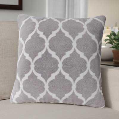 Flannagan Square Throw Pillow - Wayfair
