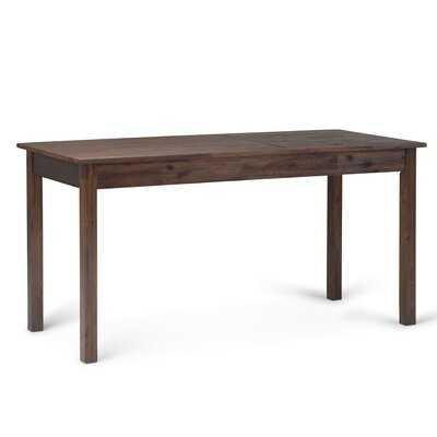 Laforce Solid Wood Desk - Wayfair