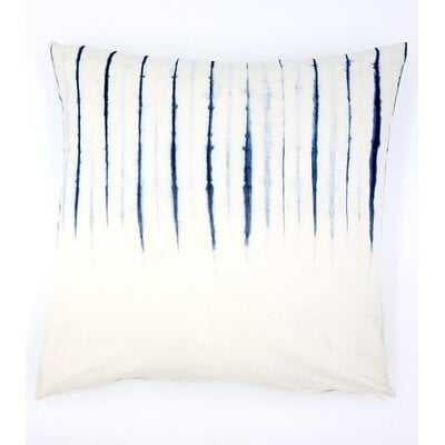 Indigo Half Cloud Throw Pillow Cover - Wayfair