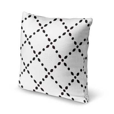 Spot Diamond Accent Pillow - Wayfair