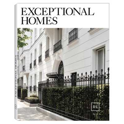 teNeues Exceptional Homes Hardcover Book - Kathy Kuo Home