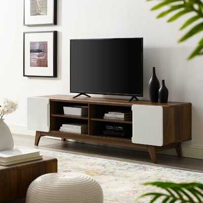 Grider Tread 70 Media Console TV Stand - Wayfair