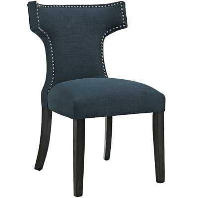 Fant Curve Upholstered Dining Chair - Wayfair